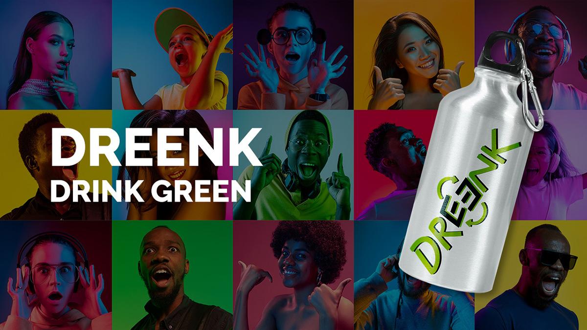 DREENK - Drink Green